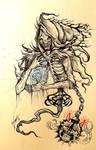 22.Ghost Inktober