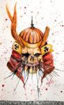 Dead Samurai Helmet