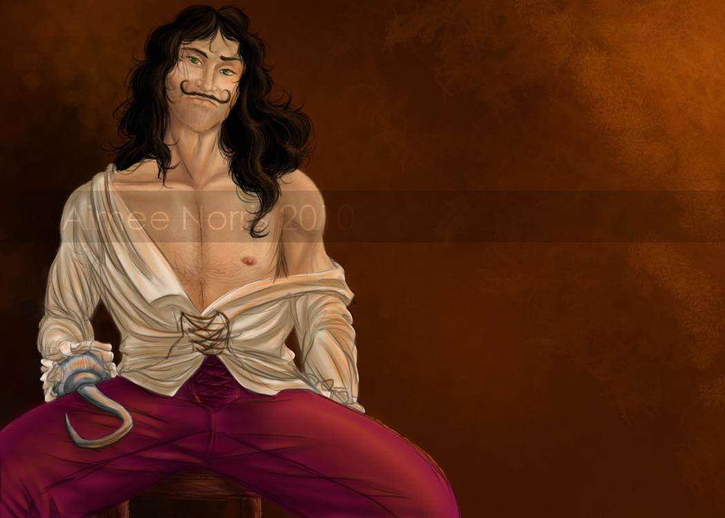 Captain Jas. Hook by HiddenMutation