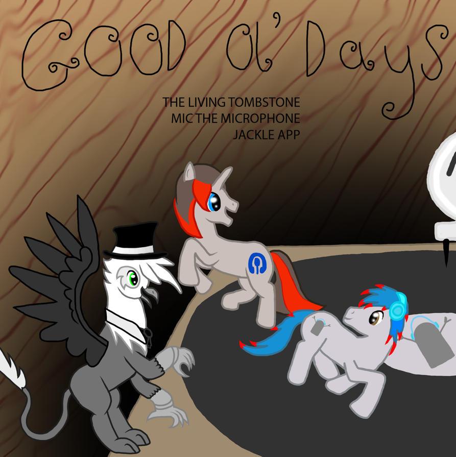 Good Ol' Days Album art - BUCK 2013 by XanaGirl33