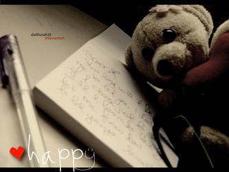 Happy Sepia by daRkLunah26