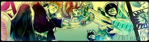 Bleach Dynasty : Jump Banner