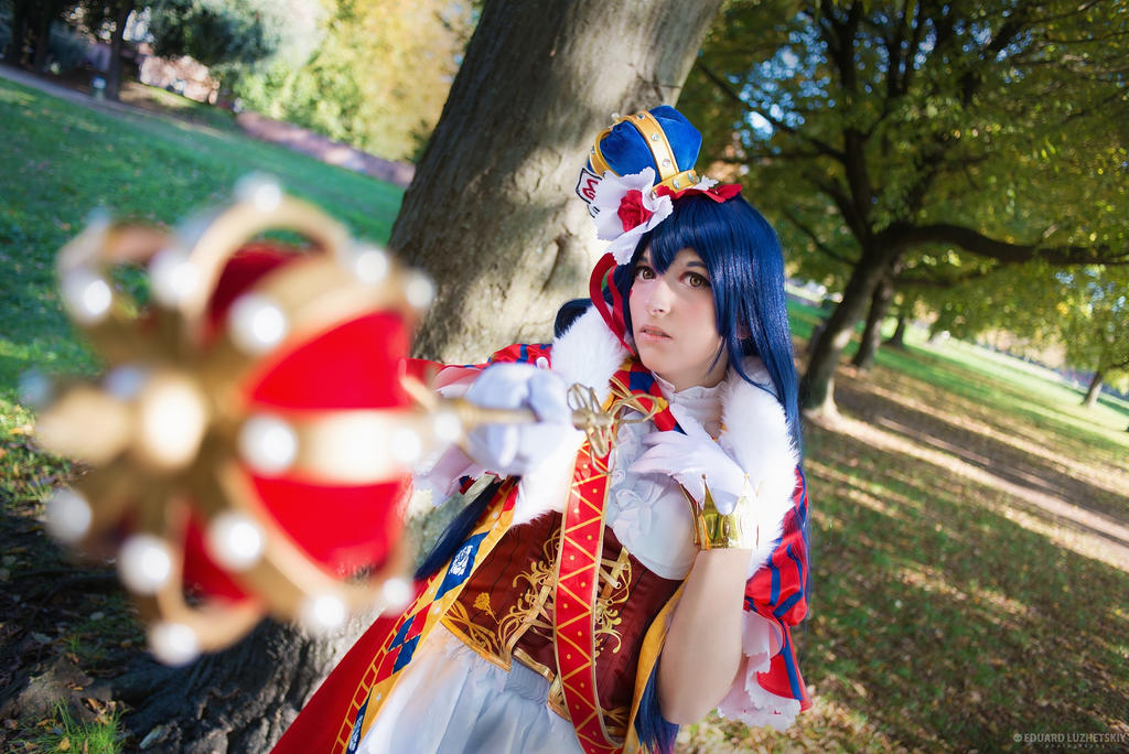 Umi Sonoda: Magician Version by Shirin-chan