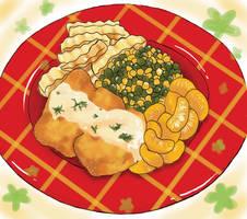Delicious by Ponpokorin