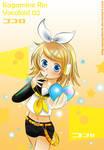 Vocaloid - Kagamine Rin