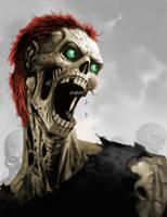 Zombie Doom by DeathlArchonizedl
