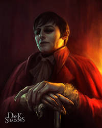 Barnabas Collins by Shreya