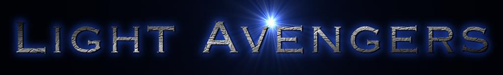 Light Avengers Logo by Dark-Warrior95