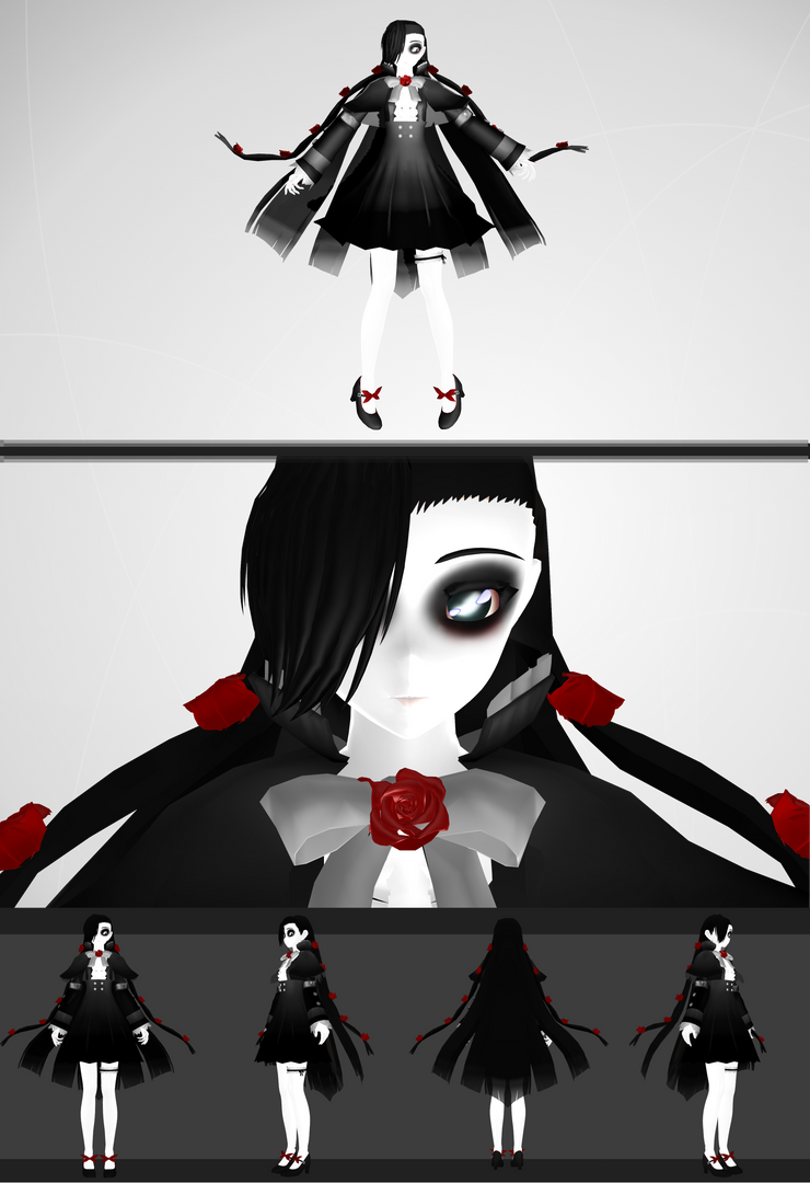 *MOTME* .:Miss S Paralysis:. by StylinSorrowMMD
