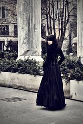 Elegant Gothic Aristocrat by NocturneGothicLolita