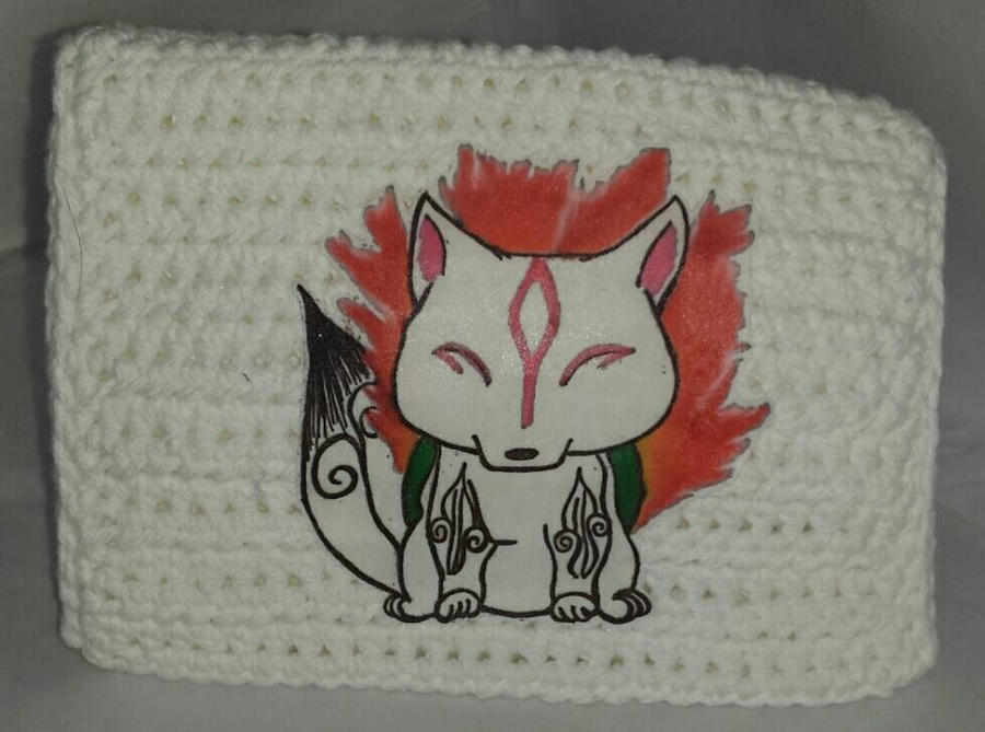 Fan Wallets - Okami by JoyWeaver
