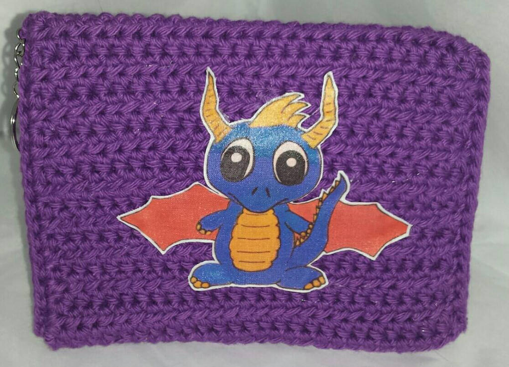 Fan Wallets - Spyro by JoyWeaver