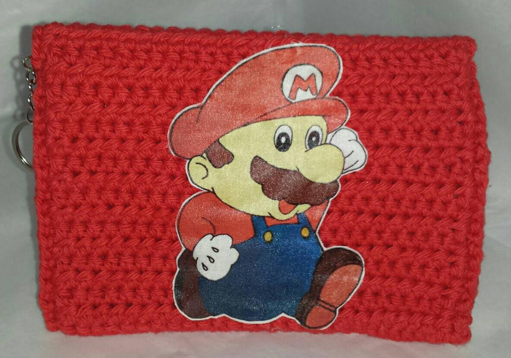 Fan Wallets - It's a me, Mario! by JoyWeaver