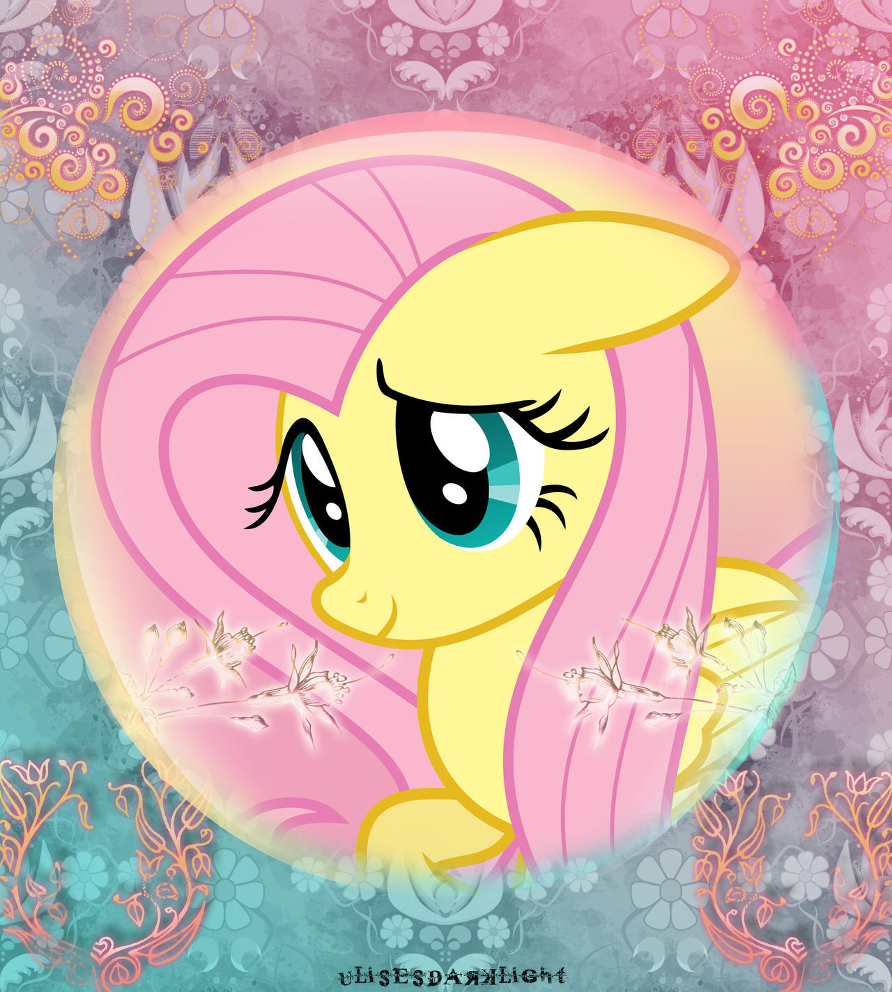 Fluttershy - Timida by ulisesdarklight