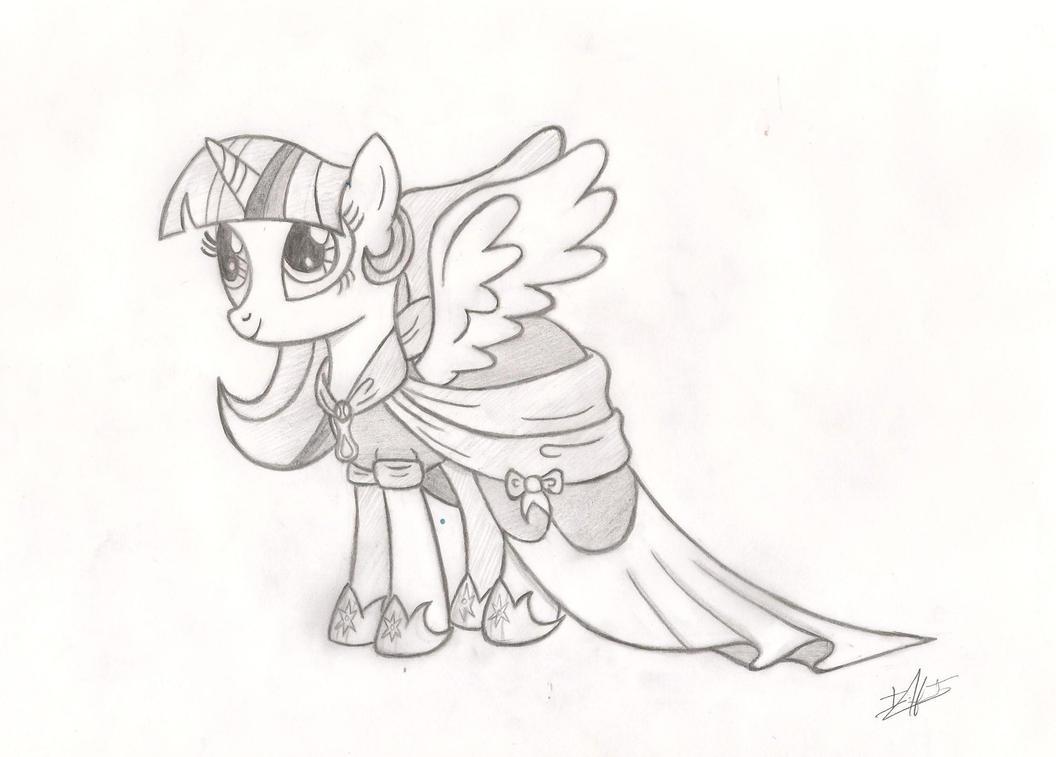 Princess Twilight Sparkle by ulisesdarklight on DeviantArt