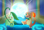 [Comm + Speedpaint] Pokemon Super Mystery Dungeon!