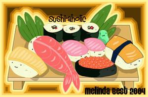 Sushi by melbatoastb