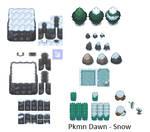 Snow - 1 - Pkmn Dawn