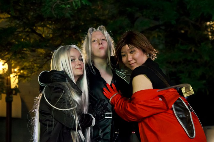 Sephiroth's a Pimp by Midnight-Dance-Angel