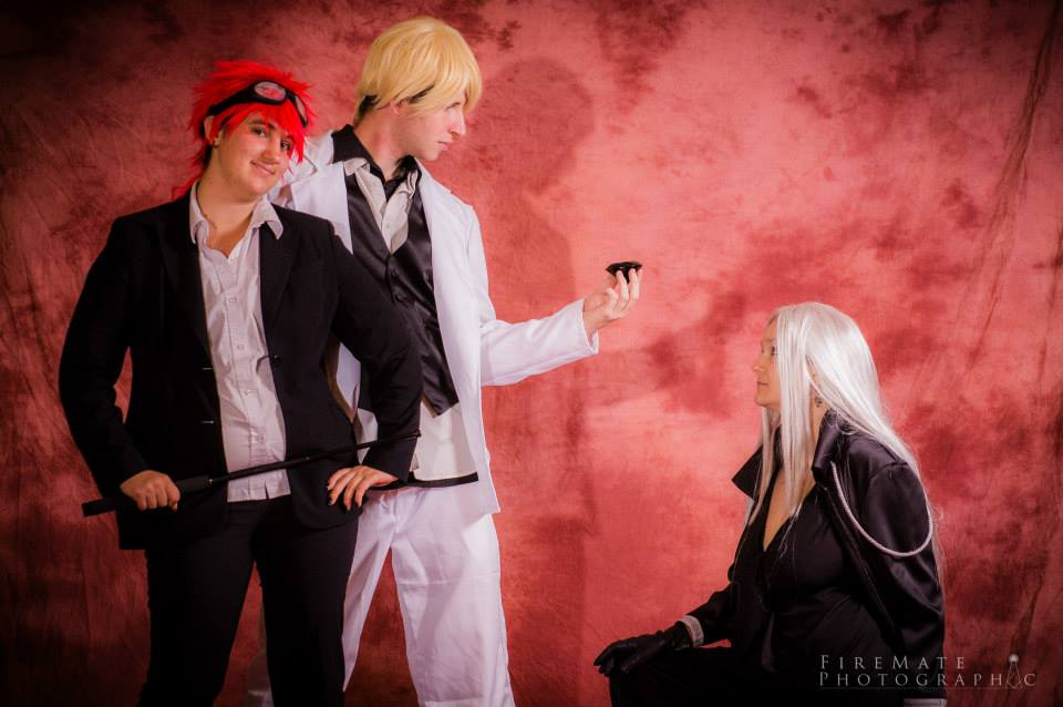 Final Fantasy VII: Control of Sephiroth by Midnight-Dance-Angel