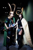 Loki: Gods and Goddesses by yinami