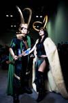 Loki: Gods and Goddesses