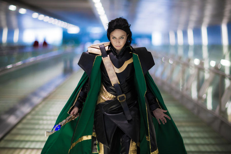 Loki: Sinister Mind by yinami
