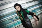 Loki: Come Here You Pesky Mortal