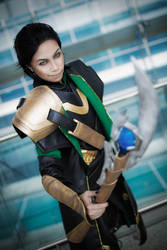 Loki: God of Mischief