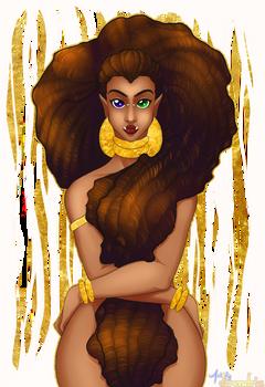 Moira's Hair