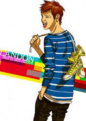 'Landon'