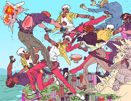 'City of Violence'