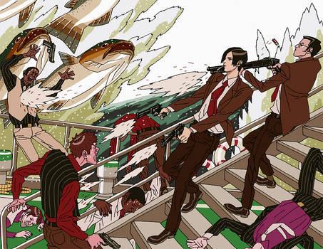 'Fishbones Attack II'