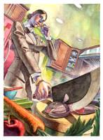 'Chef' by AfuChan
