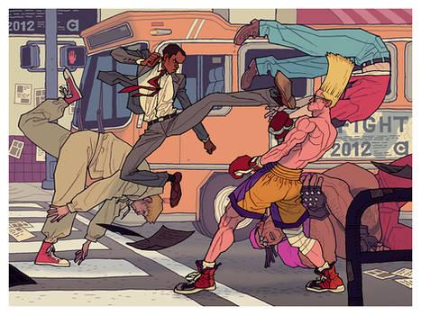 Street Fight 2012