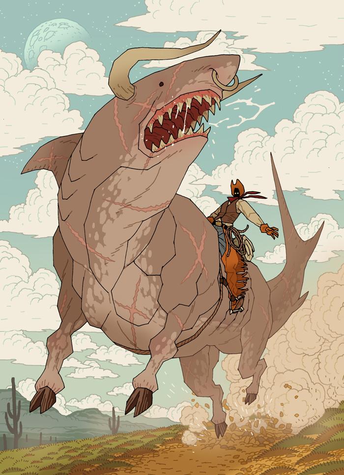 Bullshark by AfuChan