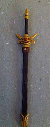 Pira's Sword by AfuChan