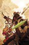 Spera: Ascension of the Starless Volume 1 Cover