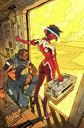 HaloGen Issue #2 Cover