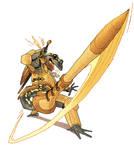 Salamander Knight