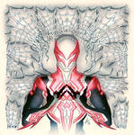 Spider-Man 2099 Hip Hop Variant Cover