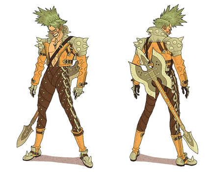 Faolan - Knight Rocker