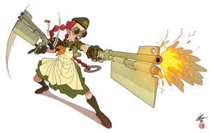 Leona - Butcher Scout