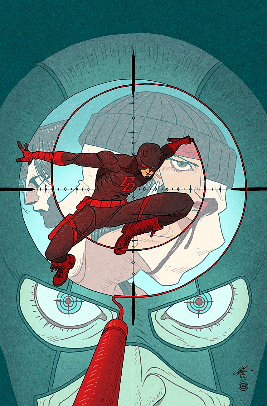 Daredevil #15 Story Thus Far
