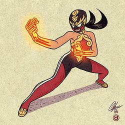 Immortal Iron Fists - Pei