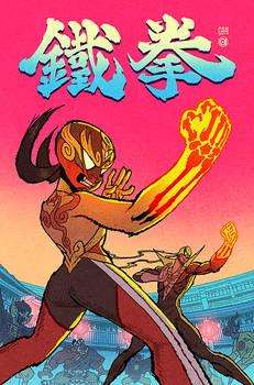 Immortal Iron Fists Movie Poster