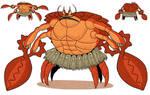 Crab Demon