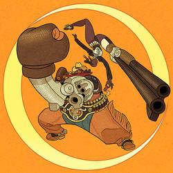Gun Arm vs Gun Leg