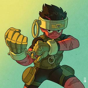 Grenade Boy