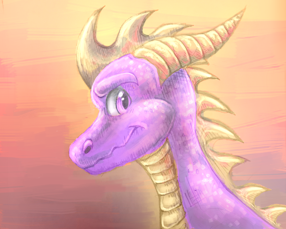 Spyro by ICS1999